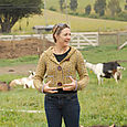 Dee Harley, Farmer of the Year, Harley Farms Goat Dairy