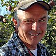 Bill Denevan, apple grower extraordinaire