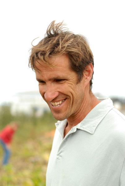 Steven Pedersen, High Ground Organics