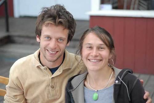 Mike Irving and Teresa Kurtak