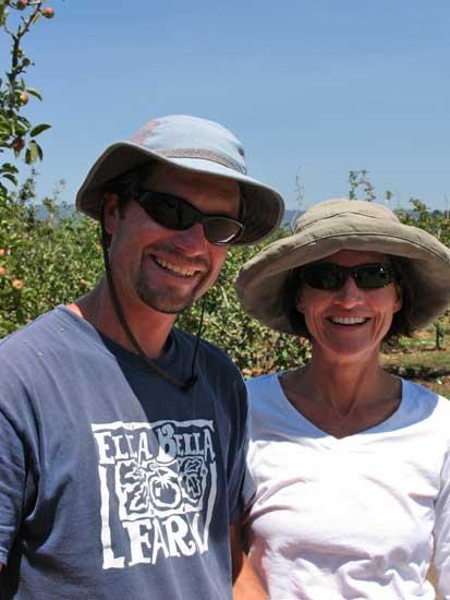 Brandon and Michelle Ross, Ella Bella Farm