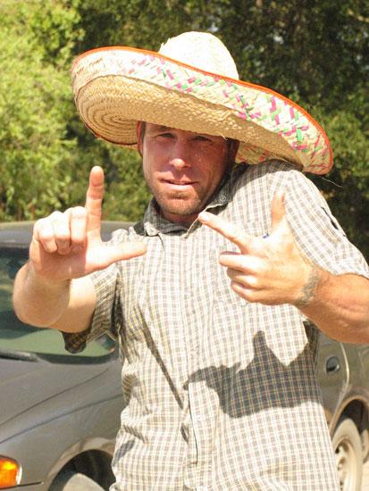 "Jim Dunlop: ""Las Lomas!"""