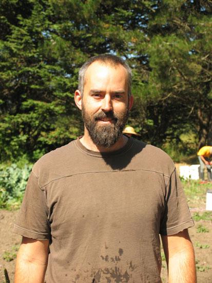 Farmer Matt Vivrett